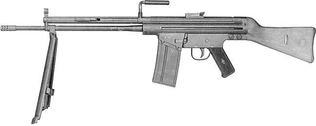 Fusil CETME