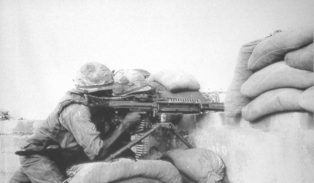 Ametralladora calibre 50