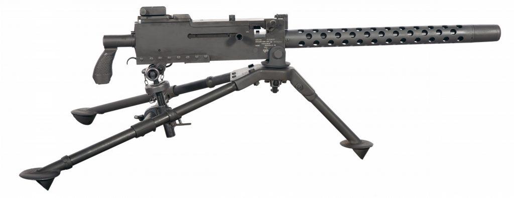 Ametralladora Browning M1919A4