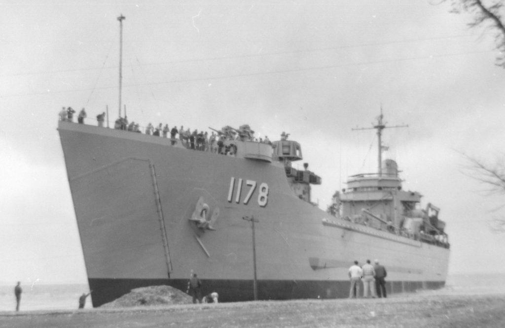 USS Wood County