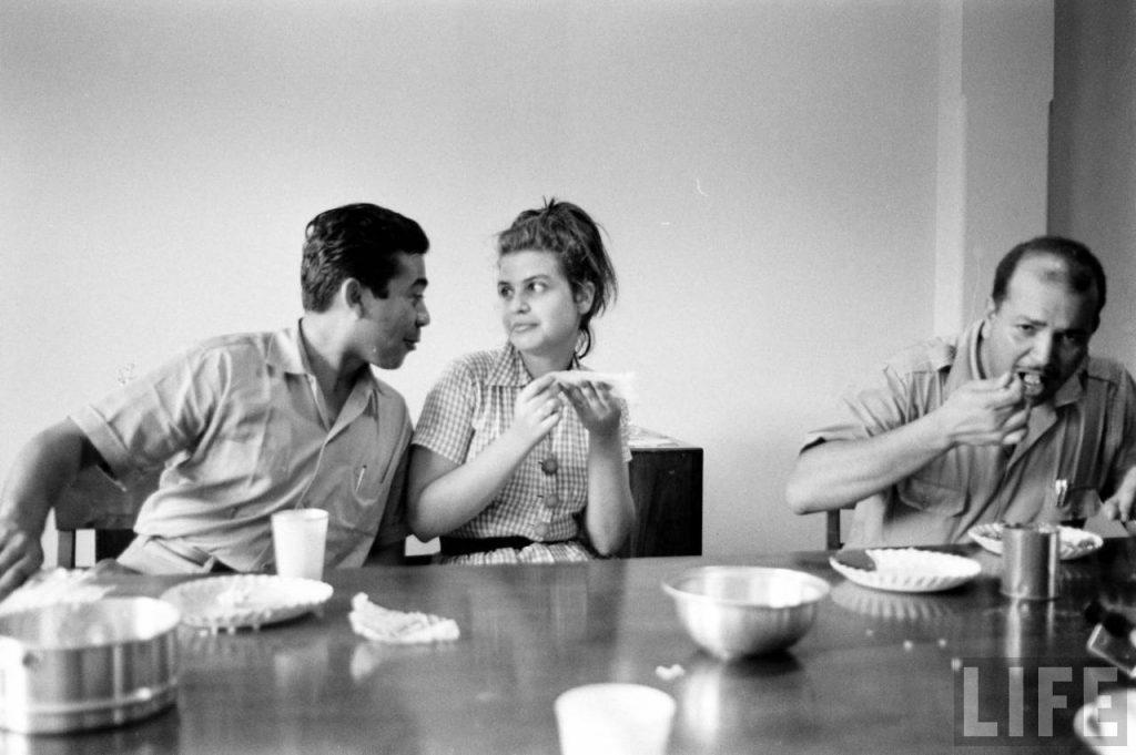 Margarita Pedamonte, Héctor Aristy y Caamaño Deñó